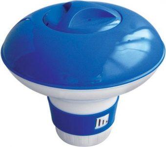 Schwimmender Brom- / Chlorspender (Dispenser 12,5cm)