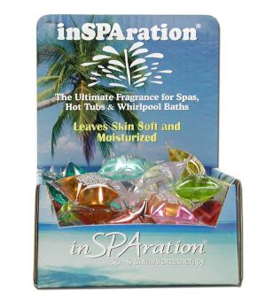 inSPAration® Liquid Pearl™ Probepack Whirlpoolduft Aromatherapie (12x 15ml)