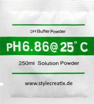pH6.86 pH-Pufferpulver für ph-Meter Kalibrierung