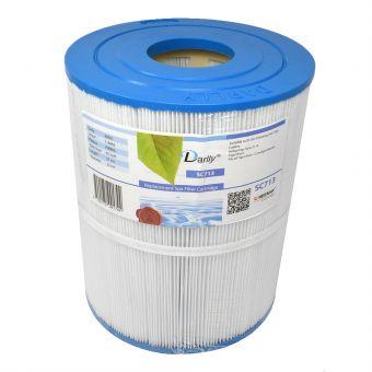 WF-12DY Darlly® Whirlpool Filter 80651 (ersetzt Pleatco PWK65, SC713, HS65, C-8465, Tiger River Filter, Hotspring Filter)