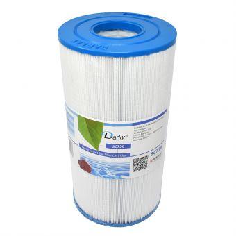 WF-9DY Darlly® Whirlpool Filter 50451 (ersetzt Pleatco PLBS50, SC756, DF45, C-5345)