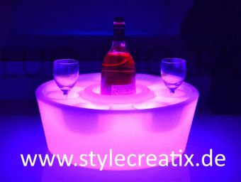 LED Whirlpool Bar