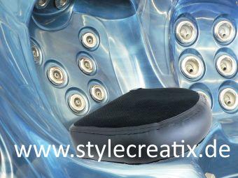 Sitzerhöhung Whirlpool (schwarz) - Spa-Booster-Seat