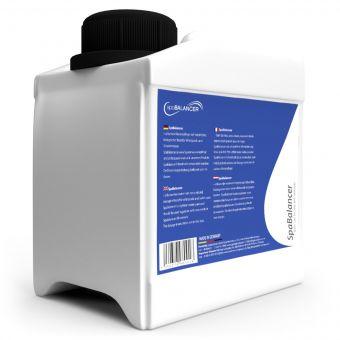 SpaBalancer Basic 2,5 Liter Kanister - chlorfreie, biologische Wasserpflege