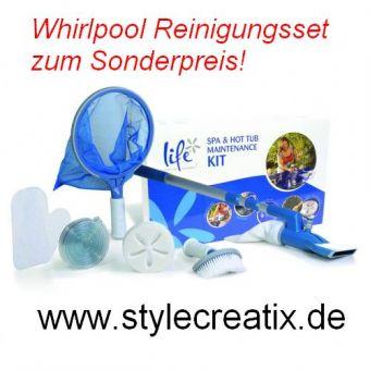 Spa Maintenance Kit - Whirlpool Reinigungsset
