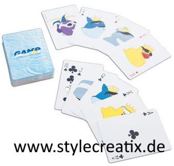 Wasserfeste Spielkarten für Pool / Whirlpool