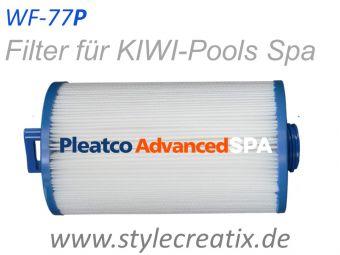 WF-77P Whirlpool Filter Pleatco PMAG25 (ersetzt Kiwi Spa Pool Filter)
