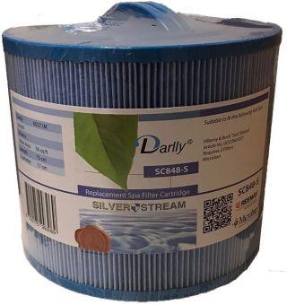 WFM-136DY  Darlly® Whirlpool Filter 60271M (ersetzt: SC848S, Villeroy & Boch Just Silence Filter 2017)