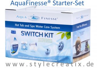 AquaFinesse® Switch Kit - StarterSet - TestSet