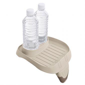 Intex® PureSpa™ Whirlpool Ablagetablett mit Getränkehalter